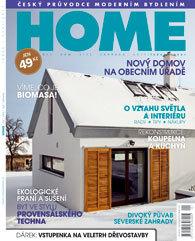 Nové číslo časopisu HOME v prodeji