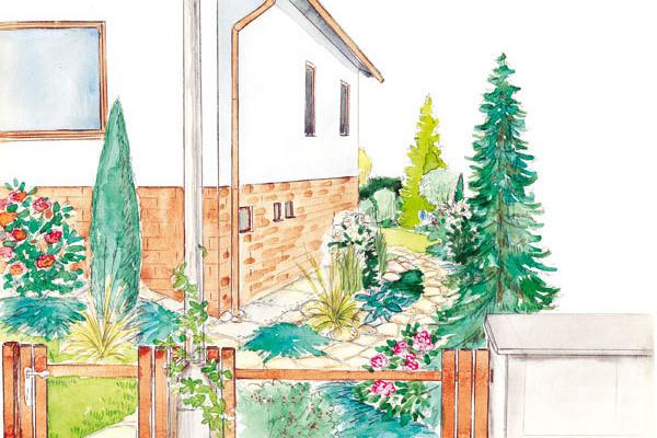 Jak na zakládaní zahrady v podhorské oblasti