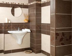 Nové obklady a dlažby pro koupelny