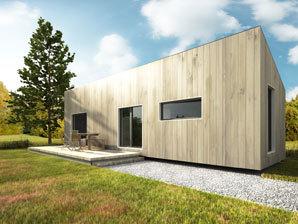 """Projekt """"rostoucích domů"""" BydleniDnes bude k vidění na veletrhu Dřevostavby 2011"""
