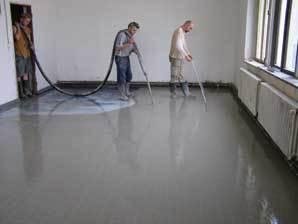 Když potřebujete řešit podlahu i do prostoru s možným nárůstem vlhkosti