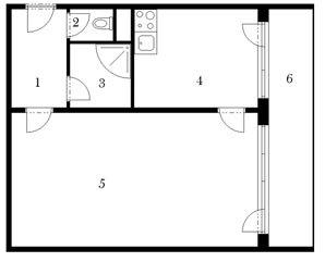 Proměna maličkého bytu