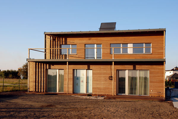 Pozemek pro úsporný dům