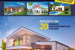 Kniha PROJEKTY RODINNÝCH DOMŮ PODZIM/ZIMA 2012 v prodeji