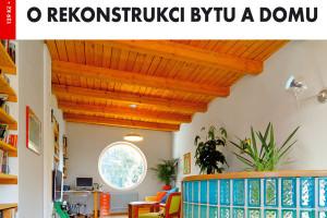 V prodeji knižní novinka Vše o rekonstrukci bytu a domu
