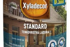 Xyladecor – vše, co dřevo potřebuje