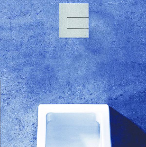 TECEsquare ovládací tlačítka pro pisoár