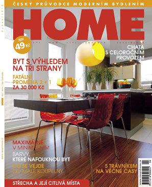 HOME byt/dům/styl/zahrada 4/2010 v prodeji