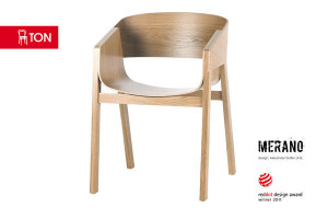 TON vítězem RED DOT DESIGN AWARD 2011
