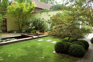 Zahradní atrium 5 x jinak