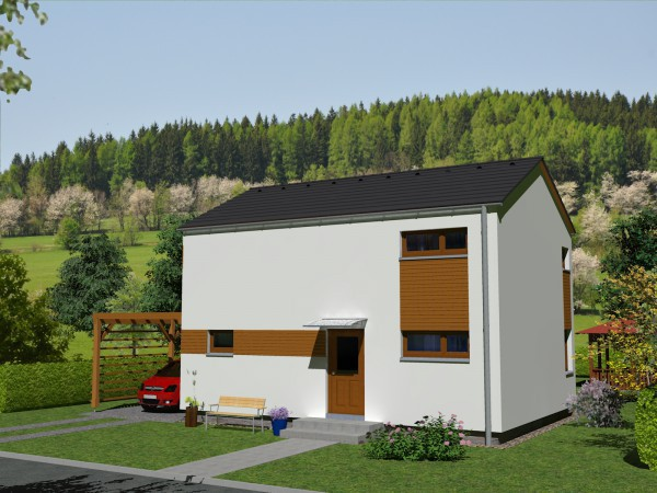 Rodinný dům KUBIS 631