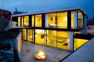 Dům, který vyvrací mýty o betonu