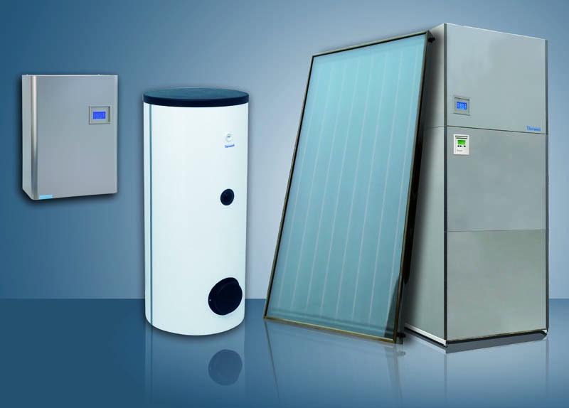 Moderní vytápění nízkoenergetických domů