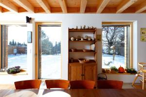 Šikovná záměna: místo bytu úsporný dům