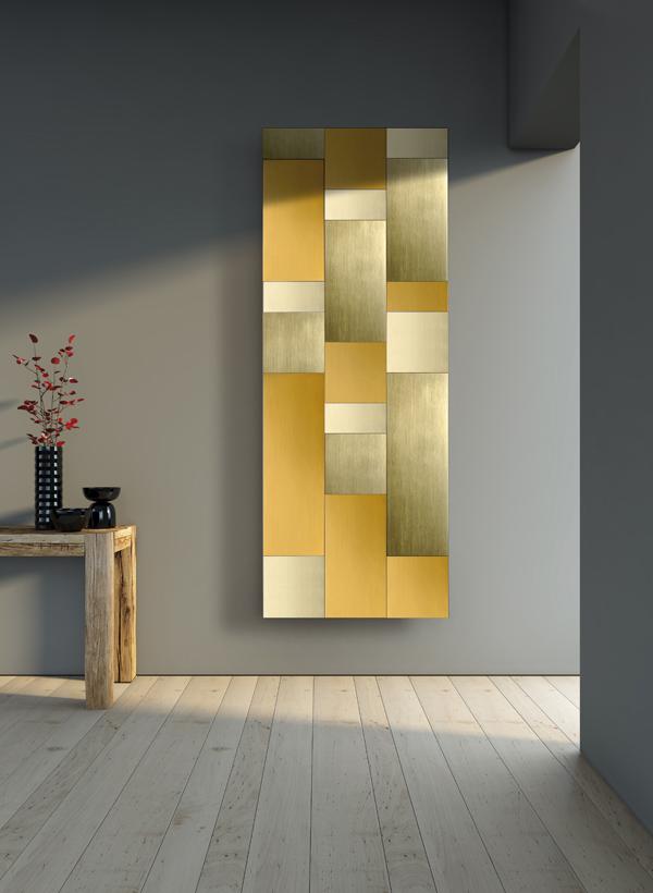 Nové luxusní designové radiátory Laurens