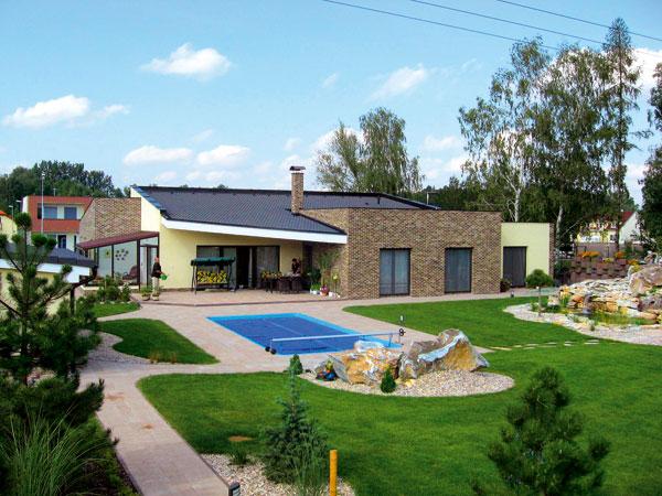 Střecha pasivního domu: pozor na detaily!