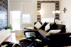 Jednoduchý a minimalistický byt v Hradci Králové