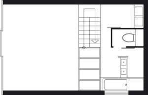 1. poschodí