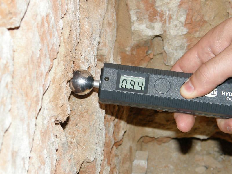 Měření vlhkosti
