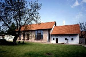 Takhle vypadá venkovský dům v21. století