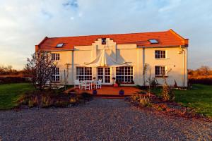 Nádherný nekonvenční dům s nádechem romantismu