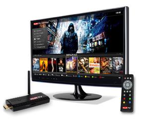 KlikTV udělá z vašeho televizoru Smart TV