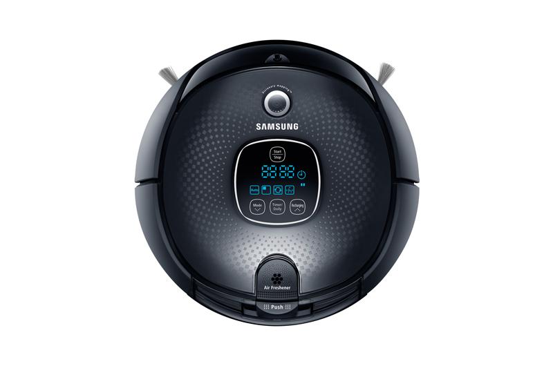 Vysavače Samsung si poradí s roztoči a byt provoní