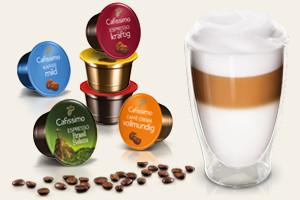 Tchibo Cafissimo – Váš domácí kávový bar