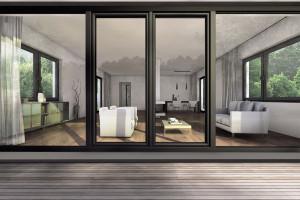Jak ovlivňují okna hospodárný provoz budovy