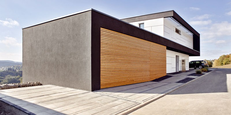 Rodinný dům, který se vymyká všem zažitým představám o pasivních domech