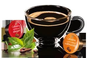 Domácí kávovary Tchibo Cafissimo – výborná káva v pohodlí domova
