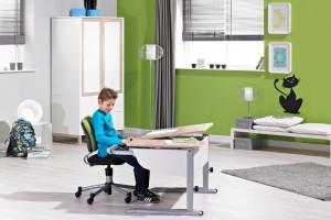 Aby se dítěti v dětském pokoji dobře učilo