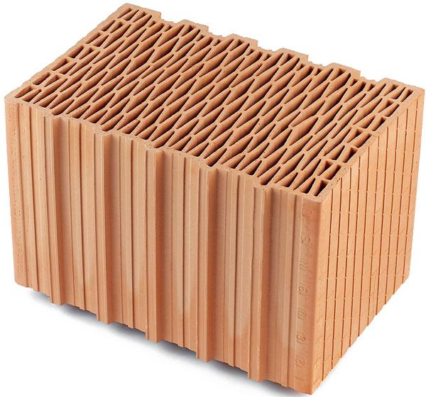 Broušené cihelné bloky HELUZ Family jsou určeny pro výstavbu domů s nízkou potřebou tepla na vytápění (nízkoenergetické a pasivní domy). Obvodové zdivo z cihel HELUZ Family šířky 500 mm opatřené venkovní tepelněizolační omítkou dosahuje hodnoty součinitele prostupu tepla U = 0,15 W/m2K. (foto: Heluz)