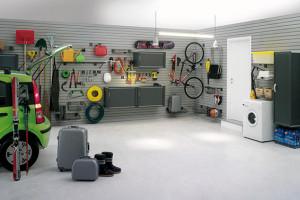 Na co nezapomenout při zařizovaní garáže