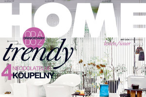 Nejnovější číslo HOME 1-2/2014 již v prodeji!