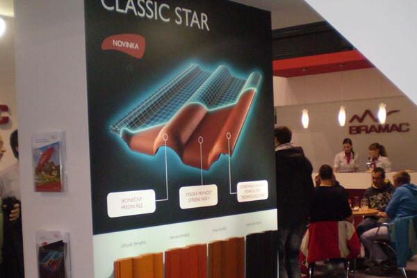 Bramac opět mezi nejlepšími – čestné uznání za Classic STAR