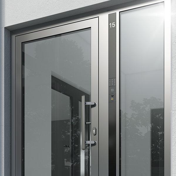 Schüco Door Control System zdroj: Schüco