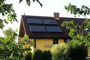Drain-back solární systémy pracují i v zimě