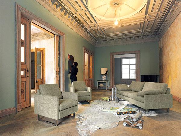 pohovka kter rozmazluje sv majitele u 50 let home. Black Bedroom Furniture Sets. Home Design Ideas