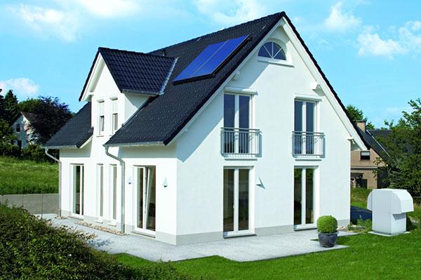 Energeticky úsporné okenní profily Schüco Alu Inside
