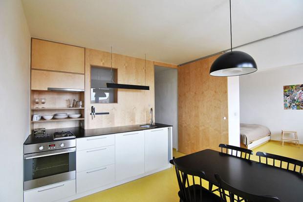 Jak za 300 tisíc změnit představy o bydlení v paneláku