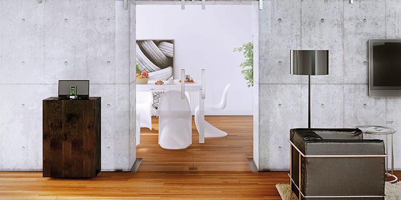 Celoskleněné dveře – Přirozené světlo v celém interiéru