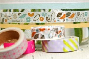 Pásky washi – styl, originalita i praktičnost