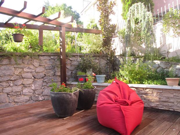 10 tipů na relax v zahradě