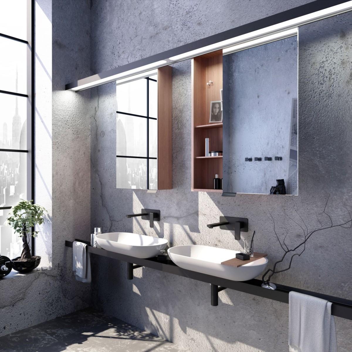 Jaký materiál vybrat do koupelny