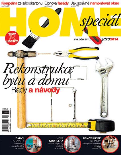 HOME speciál jaro/2014