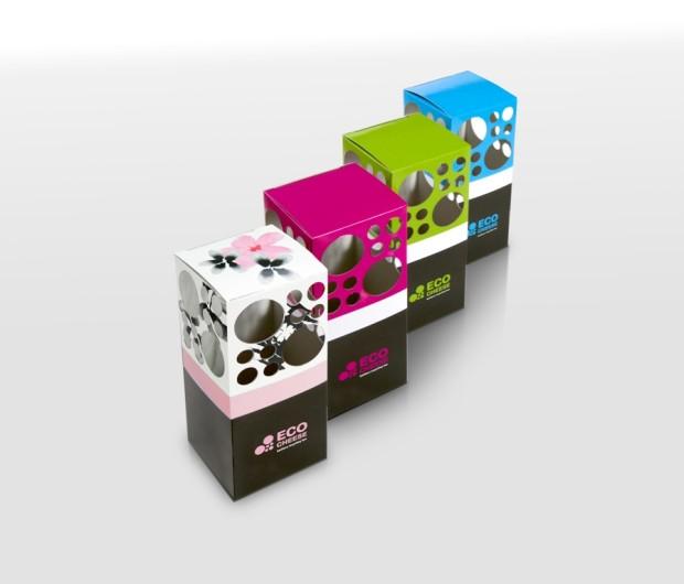 Krabička Ecocheese má praktické otvory na vyhazování baterií a sympatický design. Proto ji udržujte mimo dosah dětí, ideálně v uzavíratelných kuchyňských skříňkách ve výšce, kam váš potomek nedosáhne, nebo v uzamykatelné komoře. (foto: Ecobat)