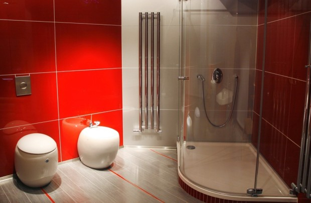 Antibakteriální sklo je na českém trhu k dostání v pětadvaceti atraktivních barevných odstínech. (foto: AGC)