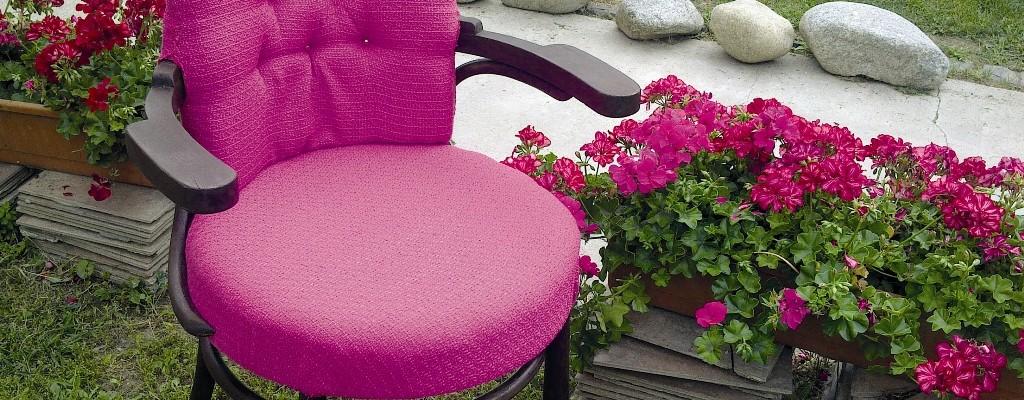 Nová židle (téměř) zadarmo