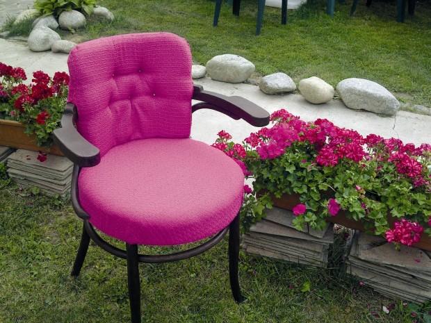 Hotová židle